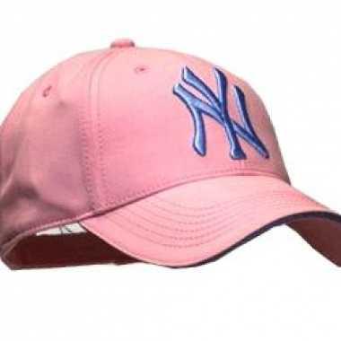 Baseballcap new york yankeescarnavalskleding