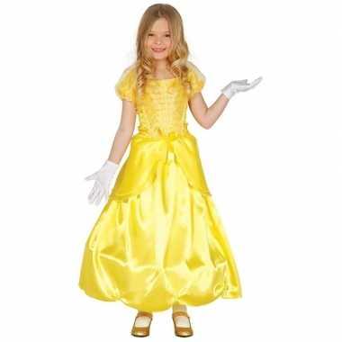 Belle jurk verkleedkleding voor meisjes carnavalskleding
