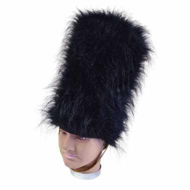 Britse soldaat hoed carnavalskleding