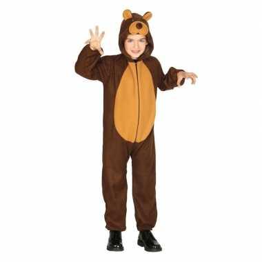 Carnaval dieren kostuum beer voor kinderencarnavalskleding
