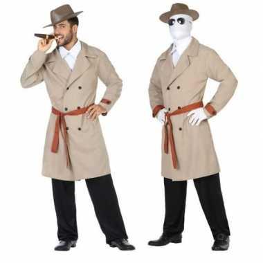 Carnaval/feest invisible man verkleed outfit voor herencarnavalskledi