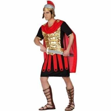 Carnaval/feest romeinse soldaat/strijder verkleedoutfit felix voor he