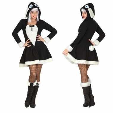 Carnaval/feest schaap verkleed outfit voor damescarnavalskleding