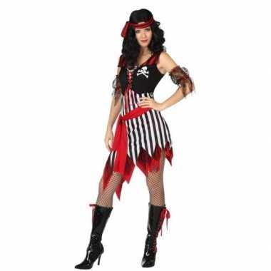 Carnaval piraten verkleedkleding bonny voor herencarnavalskleding