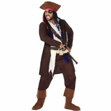 Carnaval piraten verkleedkleding christopher voor herencarnavalskledi
