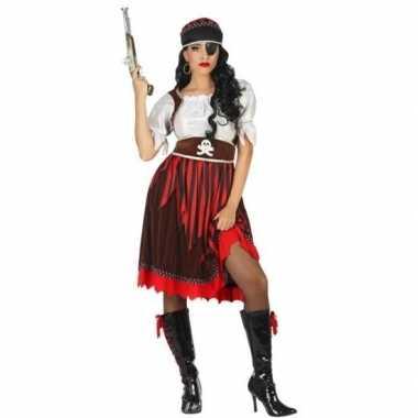 Carnaval piraten verkleedkleding rachel voor herencarnavalskleding