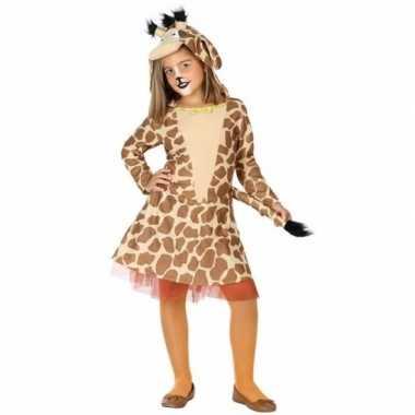 Carnaval verkleedsetje giraffecarnavalskleding