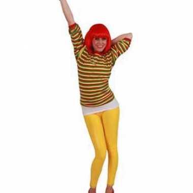 Carnavalskleding dorus shirt voor dames carnavalskleding