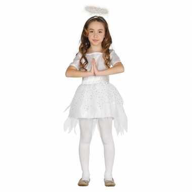 Carnavalskleding engeltje raziel voor kinderen