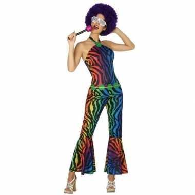 Carnavalskleding jaren 70 disco voor dames