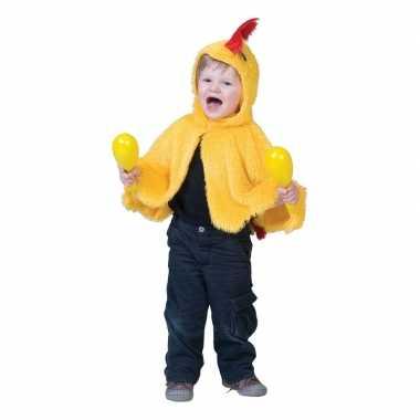 Carnavalskleding kip/haan voor babys/peuters