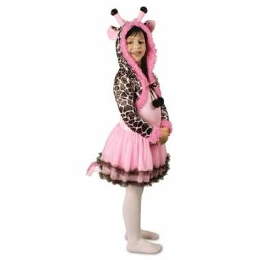 Carnavalskleding meisjes giraffe kostuum