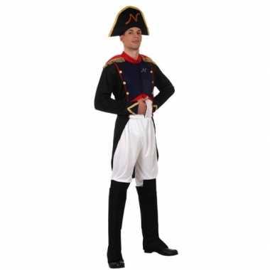Carnavalskleding napoleon pak