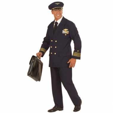 Carnavalskleding piloot heren carnavalskleding