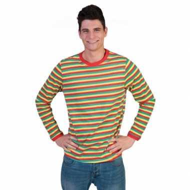 Carnavalskleding shirt dorus voor heren carnavalskleding