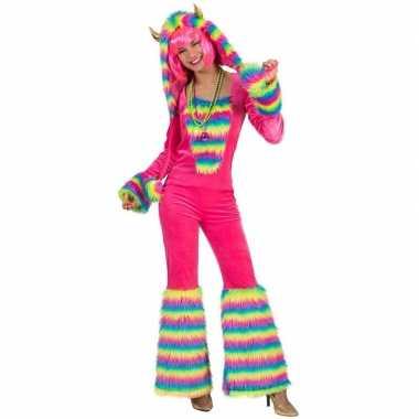 Carnavalskostuum fantasie monster voor damescarnavalskleding
