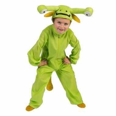 Carnavalskostuum marsman voor kinderencarnavalskleding