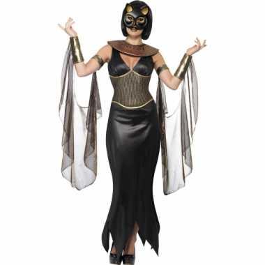 Egyptische godinnen kostuum carnavalskleding