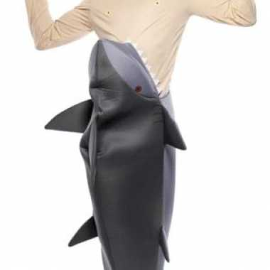 Haaien kostuums carnaval carnavalskleding