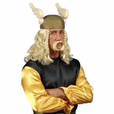 Helm gallier carnavalskleding