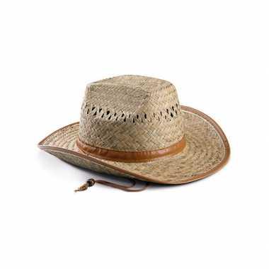 Heren hoed australiecarnavalskleding