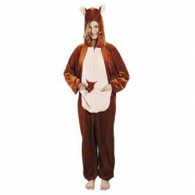 Huispak kangoeroe voor damescarnavalskleding