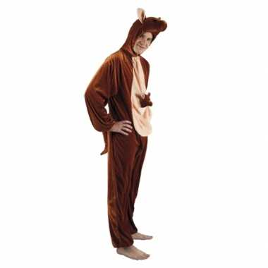 Huispak kangoeroe voor heren carnavalskleding