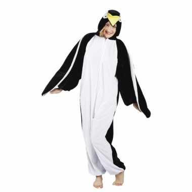 Huispak pinguin voor damescarnavalskleding