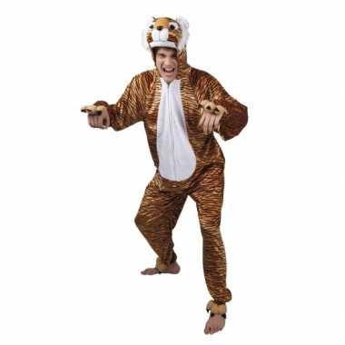 Huispak tijger voor herencarnavalskleding