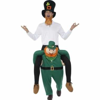 Ierland thema verkleedkleding pak carnavalskleding