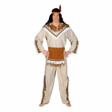 Indiaan adahy carnavalskostuum voor herencarnavalskleding