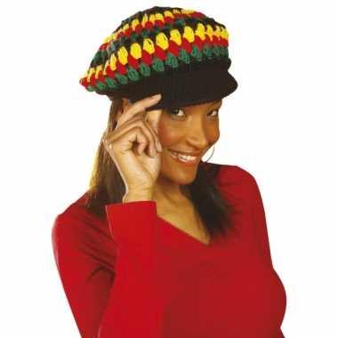 Jamaicaanse feest mutscarnavalskleding