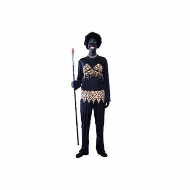 Kannibalen kostuum voor damescarnavalskleding