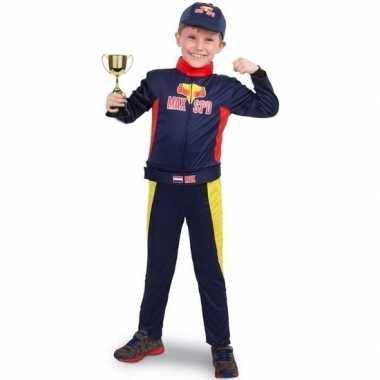 Max met prijs/beker/trofee kostuum voor jongenscarnavalskleding