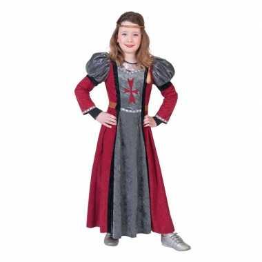Middeleeuws carnavals jurkje voor meisjescarnavalskleding