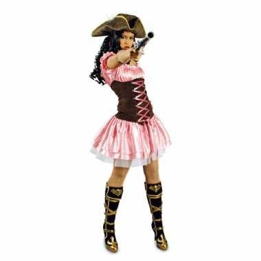 Musketiers kostuum voor damescarnavalskleding
