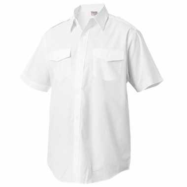 Politie overhemd korte mouwencarnavalskleding