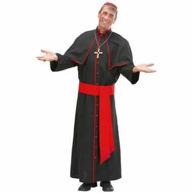 Priester kostuum voor herencarnavalskleding