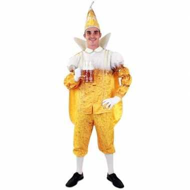 Prins pils/prins carnaval kostuum voor herencarnavalskleding