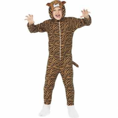 Pyamapak tijger voor jongens en meidencarnavalskleding