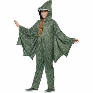 Pyjamapak dinosaurus voor jongens en meiden carnavalskleding