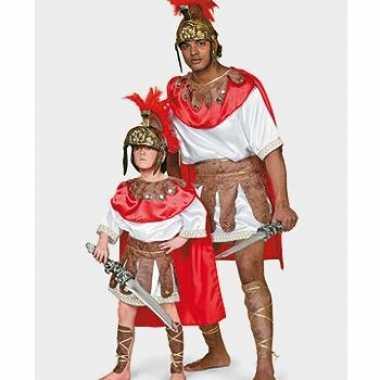 Romeinse gladiator carnavalskleding