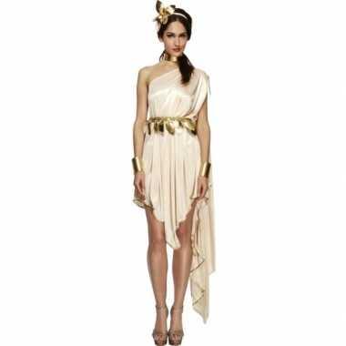 5d5762f38730be Romeinse godin jurk voor damescarnavalskleding