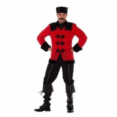 Russisch heren kostuum carnavalskleding