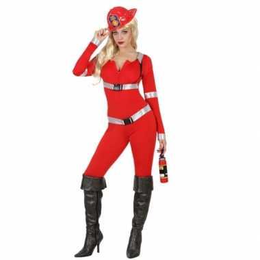 Sexy brandweer pakjecarnavalskleding