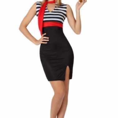 Sexy jurkje in franse stijlcarnavalskleding