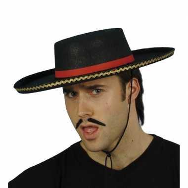 Spaanse hoeden carnavalskleding