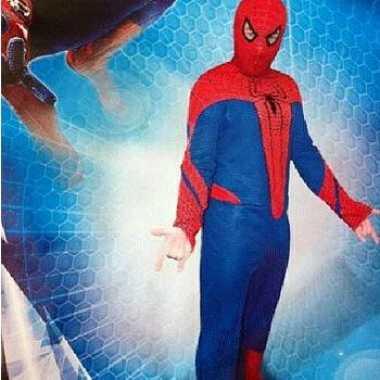 Spinnenheld kostuum carnavalskleding