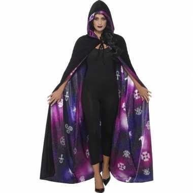 Tovenaars of heksen verkleed mantel carnavalskleding