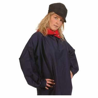 Verkleedkleding boeren kiel voor damescarnavalskleding